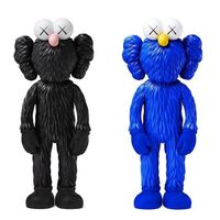 KAWS, 'KAWS BFF Set of 2', 2017