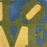 Robert Indiana, 'Spring Love', 2006