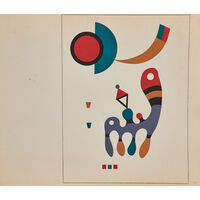 Wassily Kandinsky, 'Kandinsky: 11 Tableaux et 7 Poemes', 1944/45
