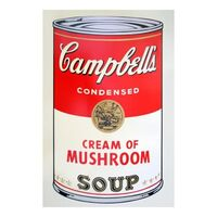 Andy Warhol, 'Soup Can 11.53 (Cream of Mushroom)', 1990-2020