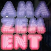 Ben Eine, 'Amazement', 2019