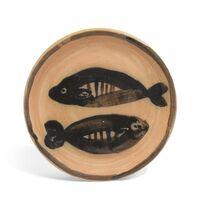 Pablo Picasso, 'Deux poissons', Unknown
