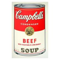 Andy Warhol, 'Soup Can 11.49 (Beef w/Vegetables)', 1990-2020
