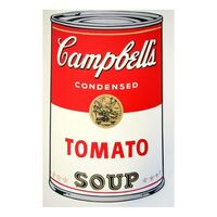 Andy Warhol, 'Soup Can 11.46 (Tomato Soup)', 1990-2020