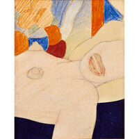 Tom Wesselmann, 'Study For Great American Nude No. 53'