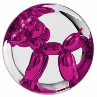 Jeff Koons, 'BALLOON DOG (MAGENTA)', 2015