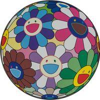 Takashi Murakami, 'Flower Ball (Dumpling)', 2013