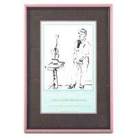 David Hockney, 'Celia Musing for Lady & the Clarinet', 1979-1980