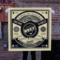Shepard Fairey (OBEY), 'Luxurious Sounds', 2014