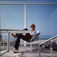Annie Leibovitz, 'Robert Redford, Malibu, California', 1980