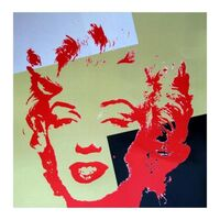 Andy Warhol, 'Golden Marilyn 11.44', 1980-2020