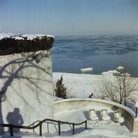 Vivian Maier, 'Self Portrait in Snow (VM19XXZ06821)'