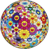 Takashi Murakami, 'Flower Ball (3D)', 2002