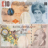 Banksy, 'Di Faced Tenner', 2004
