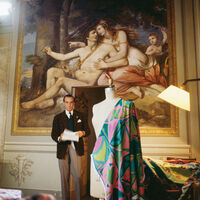 Horst P. Horst, 'Around That Time - Emilio Pucci', 1964
