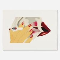 Tom Wesselmann, 'Smoker', 1976