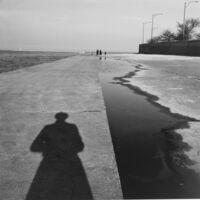 Vivian Maier, 'Self portrait', 1956