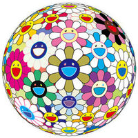 Takashi Murakami, 'Flower Ball (3-D) Autumn 2004', 2013