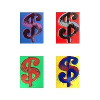 Andy Warhol, '$ (Dollar signs)', 1980-2020