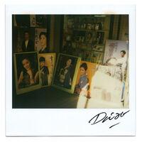 Daido Moriyama, 'bye-bye polaroid', 2008