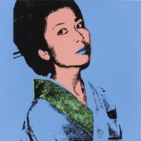 Andy Warhol, 'KIMIKO FS II.237', 1981