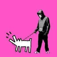 Banksy, 'Choose Your Weapon (Pink)', 2010