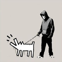 Banksy, 'Choose Your Weapon (Signed) VIP Edition', 2010