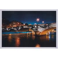 JR, 'Women are Heroes, Pont Louis-Philippe, Paris', 2009