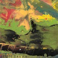Gerhard Richter, 'P4 (Flow)', 2014