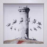 Banksy, 'Box Set (Walled Off Hotel)', 2017