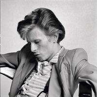 Terry O'Neill, 'David Bowie', 1974