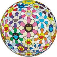 Takashi Murakami, 'Flower Ball (3D) Cosmos', 2011