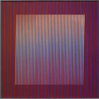 Carlos Cruz-Diez, 'Physichromie 1151', 1981
