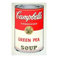 Andy Warhol, 'Soup Can 11.50 (Green Pea)', 1990-2020