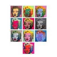 Andy Warhol, 'Classic Marilyn Portfolio', 1990-2020