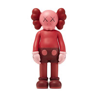 KAWS, 'Companion (Blush)', 2017