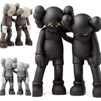 KAWS, 'KAWS Along The Way Complete Set of 3 (KAWS Companion set) ', 2019