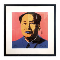 Andy Warhol, 'Mao', 1987