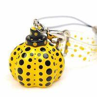 Yayoi Kusama, 'Pumpkin Mobile Keychain (Yellow)', 2010-2020