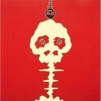 Takashi Murakami, 'Time Bokan - Red', 2001