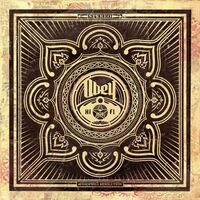 Shepard Fairey (OBEY), 'Hi-Fi Lotus HPM on Album Cover', 2014