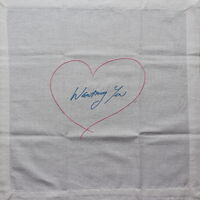 Tracey Emin, 'Wanting You (Pink/ Blue)', 2014