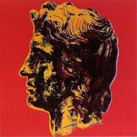 Andy Warhol, ' Alexander the Great', 1982