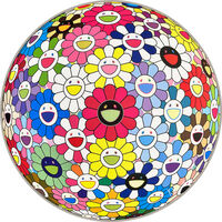 Takashi Murakami, 'Flower Ball (Hold Me Tight)', 2017