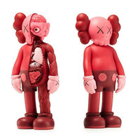 KAWS, 'Blush Companion (Full Set of 2 Versions)', 2016