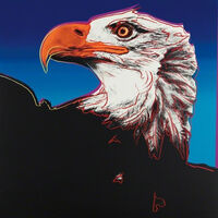 Andy Warhol, 'Bald Eagle (FS II.296)', 1983