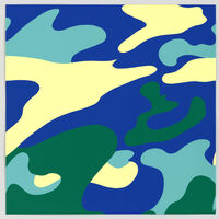 Andy Warhol, 'Camouflage (FS. II. 411)', 1987