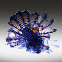 Dale Chihuly, 'Persian group', 2000