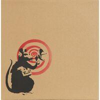 Banksy, 'Rat Radar Dirty Funker (Brown)', 2008