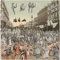 Peter Blake, 'London - Regent Street - Dancing (from London Suite)', 2012